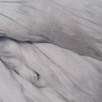 Гребенная лента Валяшка 0007 светло-серый 100г