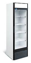 Шафа холодильна 500 літрів Капрі 0,5 СК (0...+7 С) скло
