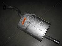 Глушитель задний Mitsubishi Galant 88-92 1.8/1.8i/2.0i kat ( PolmoStrow), 14.44