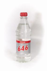 """Розчинник 646 """"Хімрезерв"""""""