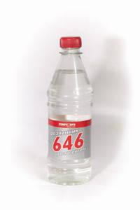 """Розчинник 646 """"Хімрезерв"""" , фото 2"""