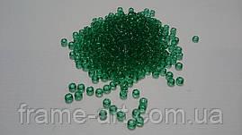 Тохо Япония 4гр 0072 изумрудно-зеленый прозрачный