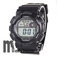 Бюджетные часы Lasika W-H9001 Black/Grey