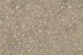 Бісер 00050 (10101) Preciosa (Чехія) прозорий кристалічний 25г