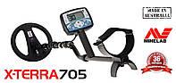 Металлоискатель Minelab X-Terra 705, металлоискатель минелаб 705, металлодетектор minelab x terra 705