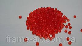 Тохо Япония 4гр 0005 ярко-красный прозрачный