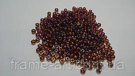 Тохо Япония 4гр 0177 коричневый радужный