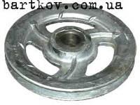 Шкив ротора вентилятора d=200 mm 10.14.01.100А Дон-1500