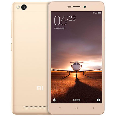Смартфон Xiaomi Redmi 3 2/16GB (Classic Gold)