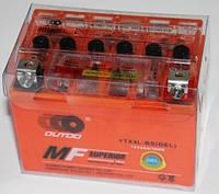 Аккумулятор для мопеда Дельта (12в 4а) Outdo