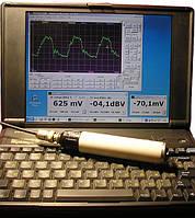 Цифровой осциллограф-приставка USB oscill
