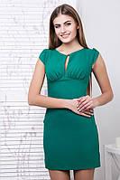 Однотонное платье Арина в 4х цветах, фото 1