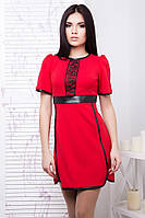 Платье по фигуре в 2х цветах Галатэя, фото 1