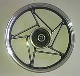 Диск для мотоциклов минск sonik 125cc задний, фото 2