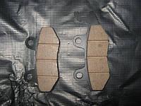 Колодки (Актив-под дисковый тормоз)