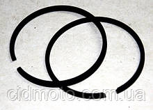 Кольца поршневые 40мм мото косы Байкал