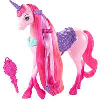 Единорог Barbie серии Сказочно длинные волосы