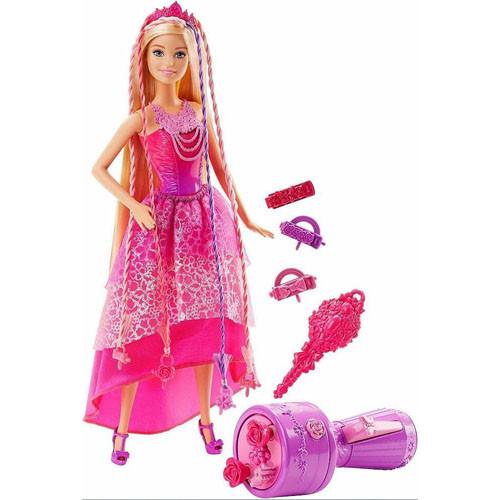 Набір Barbie з лялькою серії Королівські коси