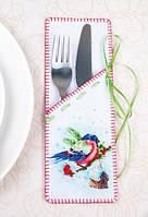 Куверт 8285 Снегирь, набор для вышивания
