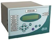 Микропроцессорное устройство для автоматического управления и контроля РПН трансформаторов РС83-В4