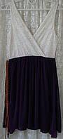 Платье туника нарядное летнее кружево Ayanapa р.42-44 6373а, фото 1