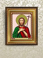 ArtSolo VIA 4064 Св. Мч. Іоанн, схема під бісер