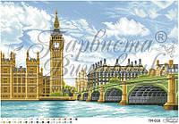Барвиста Вишиванка ТМ-018 Большое сердце Британии bb837f03cd7ec