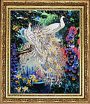 Butterfly 519 Королевские птицы, набор для вышивания бисером