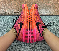 "Nike Air Max Flyknit ""Hot Lava"""