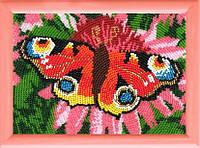 Butterfly 930 Павлиний глаз, схема для вышивания бисером