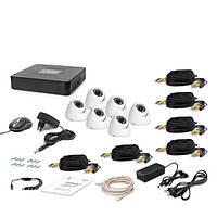 AHD Комплект видеонаблюдения для быстрой установки Tecsar 6OUT