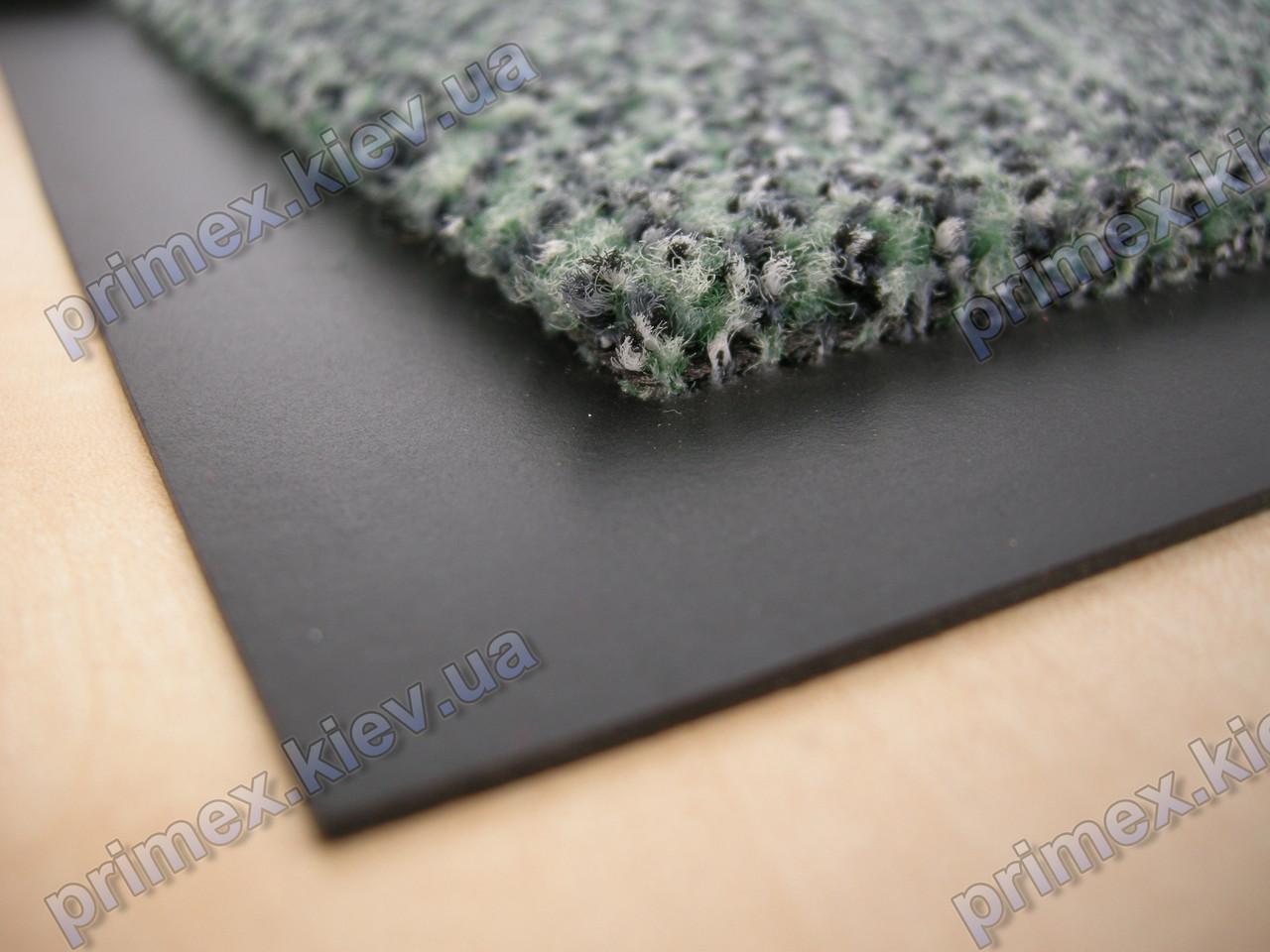 Коврик грязезащитный Платинум Софт, 60х90см., зеленый