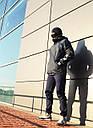 Анорак мужской темно-синий ТУР STALKER, фото 5