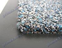 Коврик грязезащитный Платинум Софт, 60х90см., синий