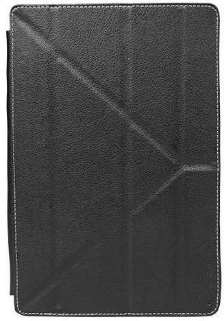 Защитный чехол для планшета с диагональю 9.7 на липучке Continent Universal UTS-101BL черный