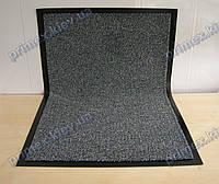 Коврик грязезащитный Платинум Софт, 90х120см., синий