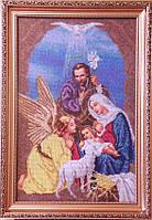 БС Солес РХ-2 Рождество Христовое, схема под бисер