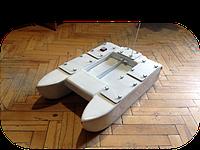 Корпуса корабликов для рыбалки CarpZone «Классик» Не крашенные корпуса, Carp Zone