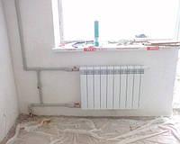 Замена радиаторов в многоквартирном доме