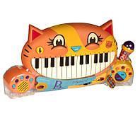 Музыкальная игрушка пианино Котофон (звук), Battat