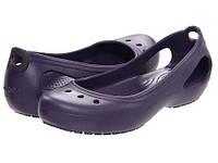 Балетки женские литые туфли Кроксы Кади оригинал / Crocs Women's Kadee Flat