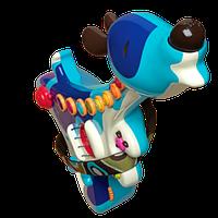 Музыкальная игрушка гитара Пес-Гитарист (звук), Battat