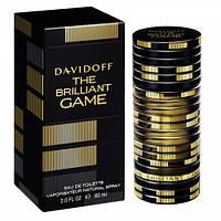Davidoff The Brilliant Game 100ml Тестер edt  Туалетная вода Оригинал
