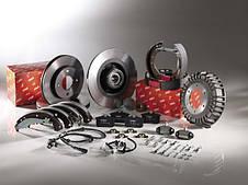 Тормозная система ВАЗ 2108-21099, 2113-2115