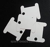 Spark Beads Шпули картонные 20шт (ф)