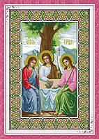 NKF R291/2 Святая Троица, набор для вышивания нитками