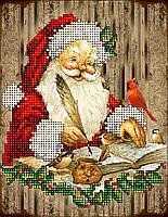 Краса и Творчисть 20915 Рождественские истории 12, набор для вышивания бисером