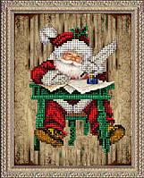 Краса и Творчисть 31114 Рождественские истории 3, набор для вышивания бисером