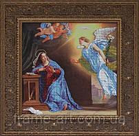 Краса и Творчисть 40810 Благовещение, набор для вышивания бисером