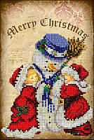 Краса и Творчисть 41114 Рождественские истории 4, набор для вышивания бисером